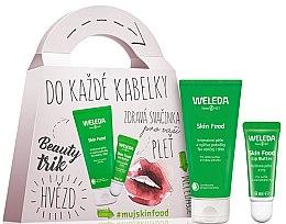 Düfte, Parfümerie und Kosmetik Gesichts- und Körperpflegeset - Weleda Skin Food (Gesichts- und Körpercreme 30ml + Lippenbalsam 8ml)