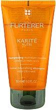 Düfte, Parfümerie und Kosmetik Intensives Pflegeshampoo - Rene Furterer Karite Nutri Nourishing Ritual Intense Nourishing Shampoo