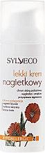 Leichte Gesichtscreme mit Ringelblumenextrakt - Sylveco Face Cream — Bild N2