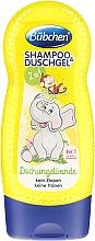 Düfte, Parfümerie und Kosmetik 2in1 Shampoo und Duschgel für Kinder - Bubchen Shampoo and Shower