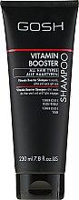 Düfte, Parfümerie und Kosmetik Nährendes Shampoo für strapaziertes Haar mit Vataminen - Gosh Vitamin Booster