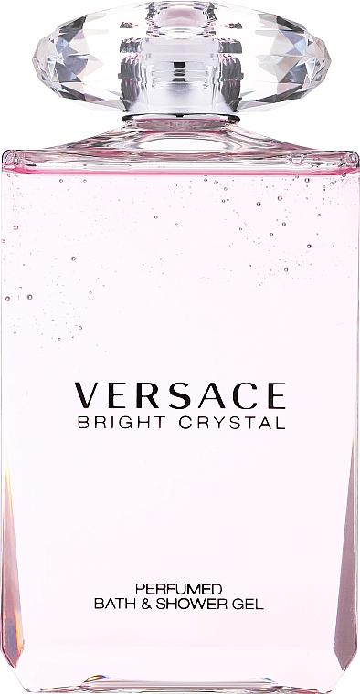 Versace Bright Crystal - Duschgel — Bild N1