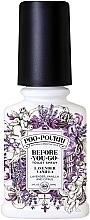 Düfte, Parfümerie und Kosmetik Toilettenspray mit Lavendel- , Vanille und Zitrusöl - Poo-Pourri Before You Go Lavender Vanilla And Citrus