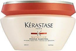 Düfte, Parfümerie und Kosmetik Maske für sehr trockenes Haar - Kerastase Nutritive Masque Magistral