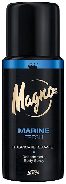 Deospray - La Toja Magno Fresh Deodorant Spray — Bild N1
