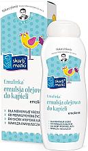 Düfte, Parfümerie und Kosmetik Badeemulsion-Öl für Kinder und Babys - Skarb Matki