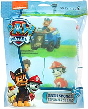 "Düfte, Parfümerie und Kosmetik Badeschwamm-Set ""Paw Patrol"" - Suavipiel Paw Patrol Chase Ryder Marshall Bath Sponge"