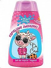 Düfte, Parfümerie und Kosmetik Bade- und Duschgel für Kinder Badetiere Süße Orange - Chlapu Chlap Bath & Shower Gel