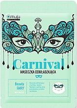 Düfte, Parfümerie und Kosmetik Anti-Aging Tuchmaske mit Blaubeere und Honig - Muju Carnival Beauty Fairy