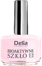 Düfte, Parfümerie und Kosmetik 2in1 Nagellack mit bioaktivem Glas - Delia Cosmetics Bioactive Glass Nail Polish
