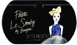 Düfte, Parfümerie und Kosmetik Lidschatten-Palette - Bourjois Eyeshadow Palette Les Smoky