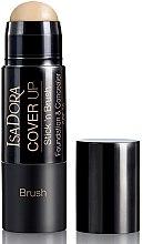 Düfte, Parfümerie und Kosmetik Foundation & Concealer LSF 30 - Isadora Cover Up Stick`n Brush