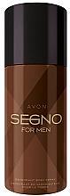 Düfte, Parfümerie und Kosmetik Avon Segno For Men - Deospray