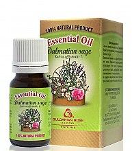 Ätherisches Bio Salbeiöl - Bulgarian Rose Dalmatian Sage Essential Oil — Bild N1