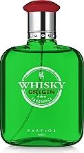 Düfte, Parfümerie und Kosmetik Evaflor Whisky Origin - Eau de Toilette