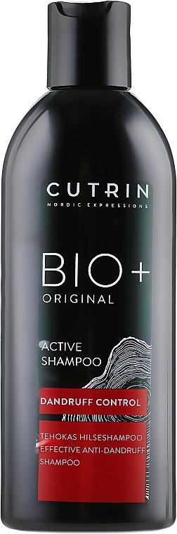 Shampoo gegen Schuppen - Cutrin Bio+ Original Active Shampoo — Bild N2