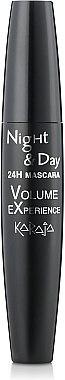 Volumen-Wimperntusche - Karaja Night & Day 24h Mascara Volume Experience — Bild N1