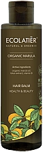 Düfte, Parfümerie und Kosmetik Haarspülung mit Bio Marula-Öl, Lotusextrakt und Vitamin B - Ecolatier Organic Marula Hair Balm