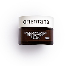 Düfte, Parfümerie und Kosmetik Natürliche vegane Tagescreme mit Reishiextrakt - Orientana Reishi Cream