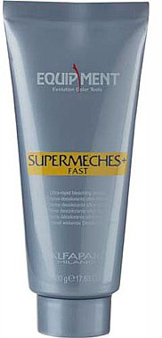 Haarcreme - Alfaparf Milano Equipment Supermeches Fast Cream — Bild N1