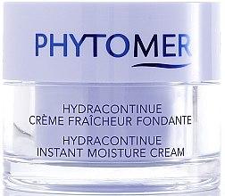 Düfte, Parfümerie und Kosmetik Feuchtigkeitsspendende Gesichtscreme - Phytomer HydraContinue Instant Moisture Cream
