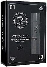 Düfte, Parfümerie und Kosmetik Koto Parfums Hello Kitty Woman - Duftset (Eau de Toilette 3x7,5ml)