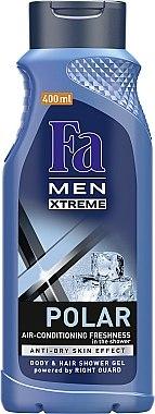 "Duschgel ""Xtreme Polar"" für Männer - Fa Men — Bild N1"