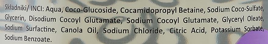 Hypoallergener Badeschaum für Kinder - Only Bio Fitosterol — Bild N4