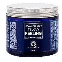 Düfte, Parfümerie und Kosmetik Lavendel Körperpeeling mit Meersalz - Renovality Original Series Lavender Body Peeling