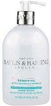 Düfte, Parfümerie und Kosmetik Flüssige Handseife Calendula - Baylis & Harding Signature Fragrance Free Sensitive Hand Wash