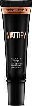 Düfte, Parfümerie und Kosmetik Mattierender Gesichtsprimer - Makeup Revolution Mattify Primer
