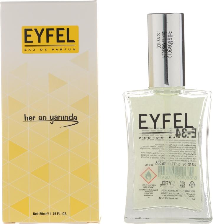 Eyfel Perfume E-34 - Eau de Parfum
