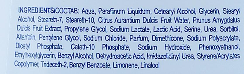 Feuchtigkeitsspendender Körperbalsam - On Line Cream Care Body Balm — Bild N3