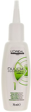 Dauerwell-Lotion mit Fruchtsäuren - L'Oreal Professionnel Dulcia Advanced Perm Lotion 1 — Bild N1