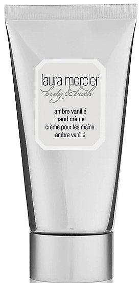 Handcreme mit Bernstein und Vanille - Laura Mercier Ambre Vanille Hand Cream — Bild N1