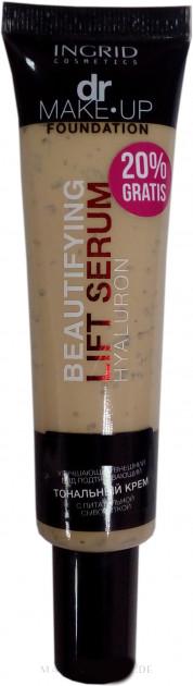 Anti-Aging Lifting-Foundation - Ingrid Cosmetics Dr Make-Up — Bild 103 - Golden