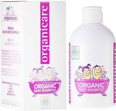 Mildes Babyshampoo - Terapi Organicare Shampoo — Bild N1
