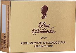 Düfte, Parfümerie und Kosmetik Miraculum Pani Walewska Gold - Parfümierte Körperseife