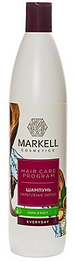 Stärkendes Shampoo - Markell Cosmetics Everyday — Bild N1