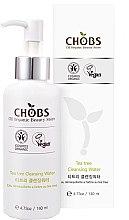 Düfte, Parfümerie und Kosmetik Gesichtsreinigungswasser mit Teebaum - CHOBS Tea Tree Cleansing Water