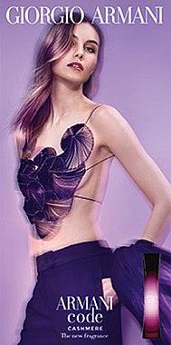 Giorgio Armani Armani Code Cashmere - Eau de Parfum  — Bild N4