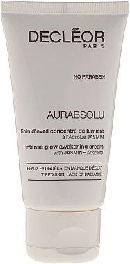 Feuchtigkeitsspendende und verjüngende Tagescreme mit Jasmin - Decleor Aurabsolu Intense Glow Awakening Cream — Bild N2