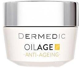 Anti-Aging Gesichtscreme mit Phytoöstrogenen - Dermedic Oilage Tri Oleum — Bild N1