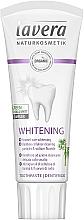 Düfte, Parfümerie und Kosmetik Aufhellende Zahnpasta - Lavera Whitening Toothpaste