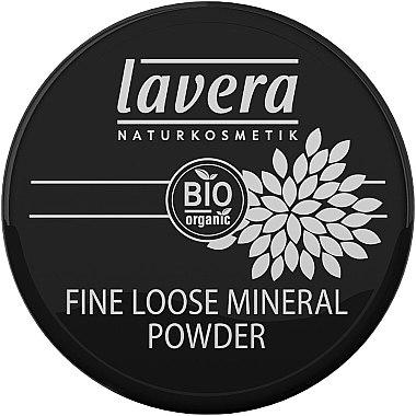 Feiner loser Mineralpuder - Lavera Fine Loose Mineral Powder — Bild N1