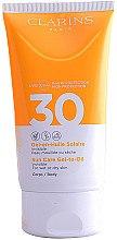 Düfte, Parfümerie und Kosmetik Sonnenschutz Gel-in-Öl SPF 30 - Clarins Gel-en-Huile Solaire Invisible Body SPF 30