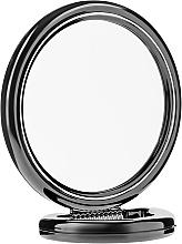 Düfte, Parfümerie und Kosmetik Kosmetikspiegel mit Ständer 15 cm 9502 schwarz - Donegal Mirror