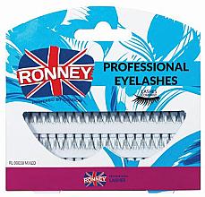 Düfte, Parfümerie und Kosmetik Wimpernbüschel - Ronney Professional Eyelashes 00038