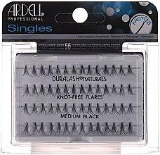 Düfte, Parfümerie und Kosmetik Wimpernbüschel-Set - Ardell Singles Medium