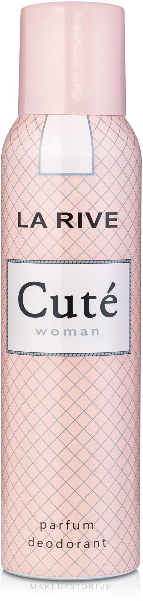 La Rive Cute Woman - Deospray — Bild 150 ml